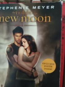 The Twilight Saga: New Moon (Movie Tie-in)[暮光之城:新月]