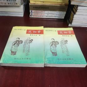 清末狎邪小说—花柳梦(上下)+续花柳梦(上下)店铺