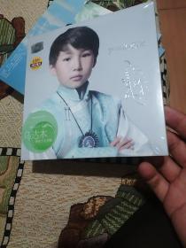 梦中的额吉 乌达木(首张个人专辑,CD+DVD,全新塑封未拆)