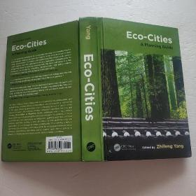 Eco-Cities: A Planning Guide (Applied Ecology and Environmental Management) (小16开 ,硬精装) 【详见图】