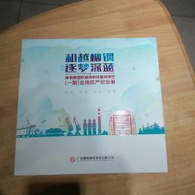 防城港钢铁基地项目(一期)全线投产纪念册