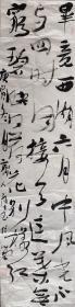 中国书协会员闫台先生草书两幅