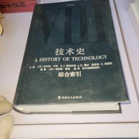 技术史第Ⅷ卷:综合索引