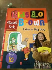 kids Brown2.0 Level2 布朗儿童英语(练习册10)未使用