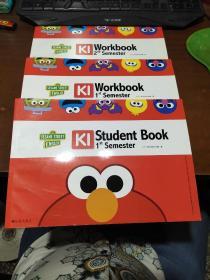 k1 student book(3本合售)