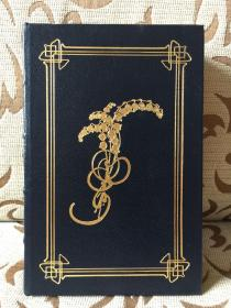 Vanity Fair by William Makepeace Thackeray -- 萨克雷《名利场》Easton Press 1979年出品 真皮装帧
