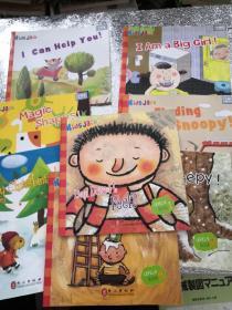 杰克.凯迪儿童英语 LEVEL 2 BOOK 1-8