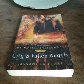 City of Fallen Angels (The Mortal Instruments, Book 4)凡人圣物4:堕落天使之城
