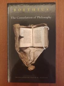 The Consolation of Philosophy(现货,实拍书影)