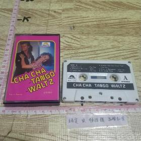 磁带:  CHA CHA-TANGO-WALTZ  立体声 1983