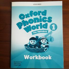 Oxford phonics world-Work book 1-5