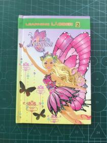 英文儿童绘本(精装)LADDER 2  BARBIE Mariposa