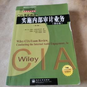 CIA考试指南.实施内部审计业务(理论卷)