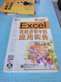 Excel 在经济学中的应用实务/附光盘