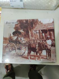 Burmah: A Photographic Journey, 1855-1925