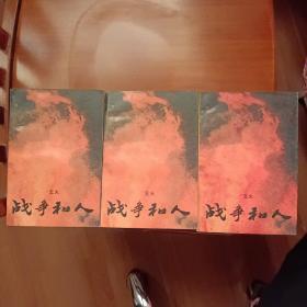 战争和人(全3册)