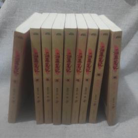 盗墓笔记 全集(1-8上下)(全9册  9本合售