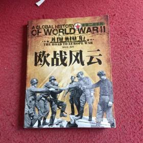 全景二战系列:欧战风云(彩图版)