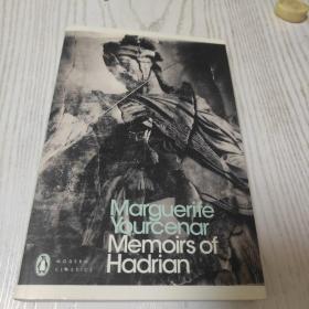 哈德里安回忆录 英文原版 Memoirs of Hadrian