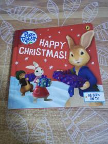 圣诞节快乐(英文版)Peter Rabbit: Happy Christmas!