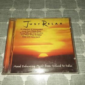 Just relax CD,(放轻松乐队)
