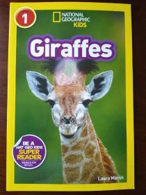 National Geographic Readers: Giraffes 【正版全新】