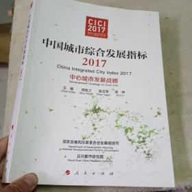 中国城市综合发展指标2017——中心城市发展战略