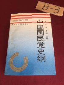 中国国民党史纲