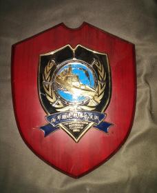 海军驱逐舰第九支队铜纪念章