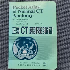 正常CT解剖袖珍图谱