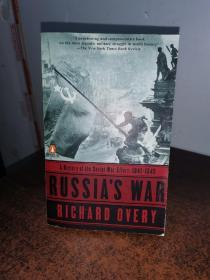 Russia's War: A History of the Soviet Effort: 1941-1945