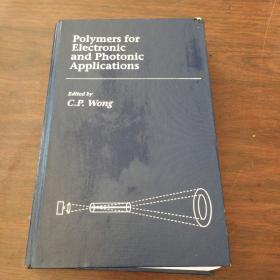 Polymers for Electronic and Photonic Applications