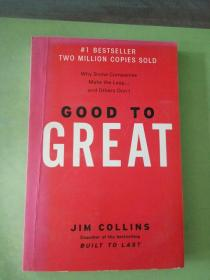 Good to great(英文原版)