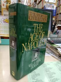 The Story of Civilization, Vol 11 :The Age of Napoleon