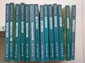中国当代著名教学流派   14本合售