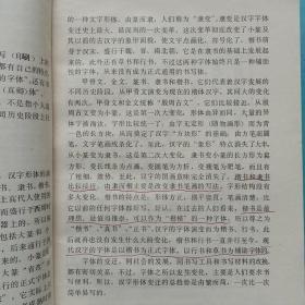 汉字和汉字规范化