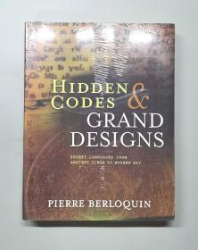 (进口英文原版)Hidden Codes & Grand Designs: Secret Languages from Ancient Times to Modern Day(塑封未拆)