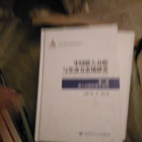 中国收入分配与劳动力市场研究第一卷收入分配的基本格局