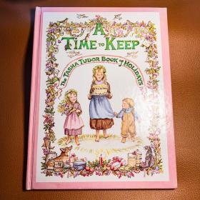 1977初版A times to keepTasha Book of holidays 塔莎·都铎(TASHA TUDOR)