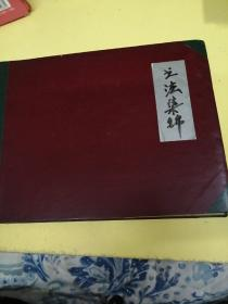 书法集锦,裁剪报纸.50页
