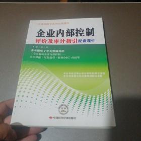 企业内部控制评价及审计指引配盘课件