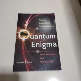 QuantumEnigma:PhysicsEncountersConsciousness