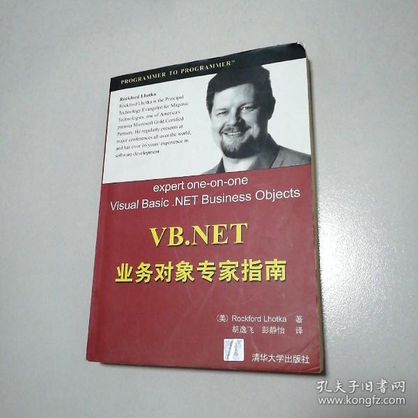 VB.NET业务对象专家指南