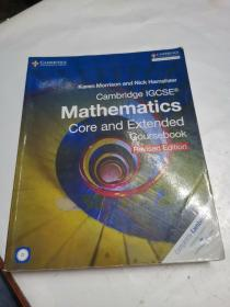Cambridge  lGCSE  Ma thematic Core  and  Extended  Coursebook  Revised  Edition