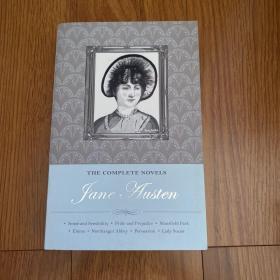 The Complete Novels of Jane Austen简奥斯汀全集英文