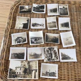 民国老照片 18张合售