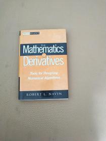 THE Mathematics OF Derivatives (英文原版 精装)