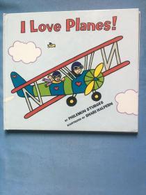 I Love Planes!  精装 干净无写划