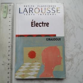 Électre  法文法语法国