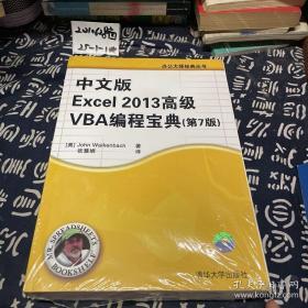 中文版Excel 2013高级VBA 编程宝典(第7 版)